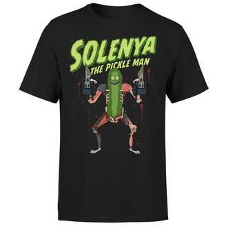 Rick And Morty Rick and Morty Solenya Men's T-Shirt