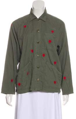 The Great Heart Button-Up Top w/ Tags