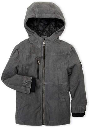 Urban Republic Boys 4-7) Hooded Canvas Jacket