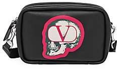 Saint Laurent Valentino Garavani Men's Skull Crossbody Bag