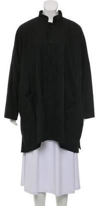 eskandar Wool Short Coat