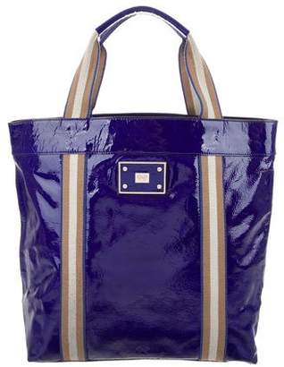 Anya Hindmarch Patent Leather Tore