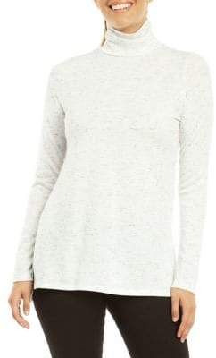 Dex Long-Sleeve Turtleneck Sweater