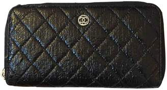 Chanel Timeless leather portefeuille