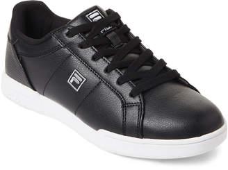 Fila Black New Campora Low-Top Sneakers