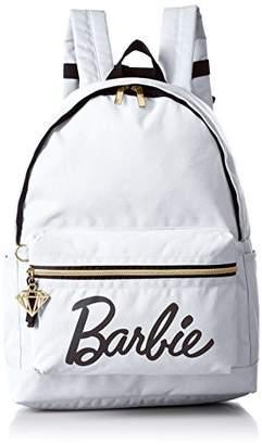 Barbie (バービー) - [バービー] リュックサック 18l 59441 06 ホワイト