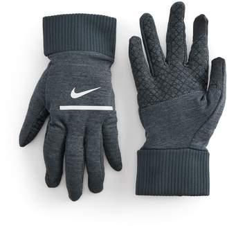 Nike Men's Heathered Sphere Running Gloves