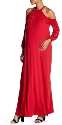 Rachel Pally Maternity Eliot Cold Shoulder Knit Dress (Maternity)