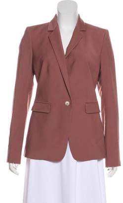 Reiss Notch-Lapel Wool Blazer