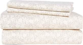 Ralph Lauren Allaire Floral Sheet Set