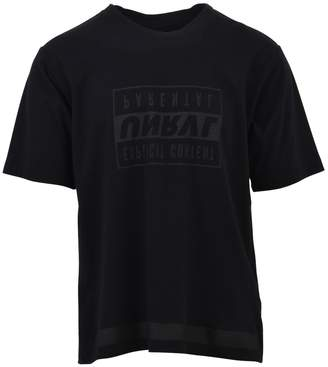 Taverniti So Ben Unravel Project Black Explicit T-shirt