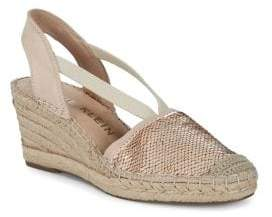 Anne Klein Abbey Espadrille Wedge Sandals