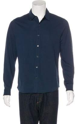 Michael Kors Knit Button-Up Shirt w/ Tags