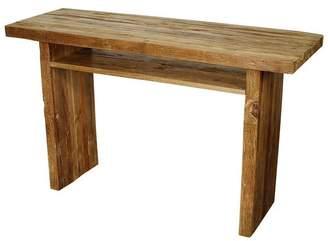 Apt2B Ohno Console Table RECLAIMED TEAK WOOD