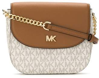 MICHAEL Michael Kors jacquard logo cross-body bag