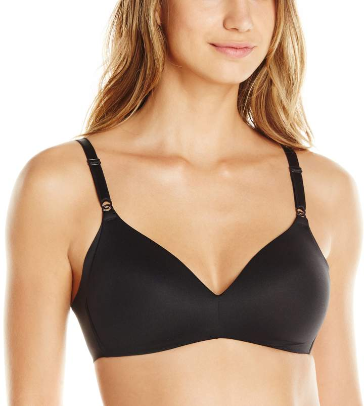 Warner's Warners Women's No Side Effects Wire-Free Contour Bra