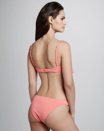 Mara Hoffman Low-Rise Swim Bottom