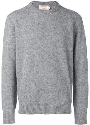 MAISON KITSUNÉ knitted sweatshirt