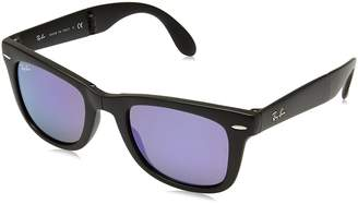 Ray-Ban Mens 0RB4105 Square Sunglasses