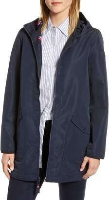 Joules Dockland Reversible Hooded Raincoat