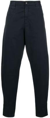 Aspesi tapered-leg chino trousers