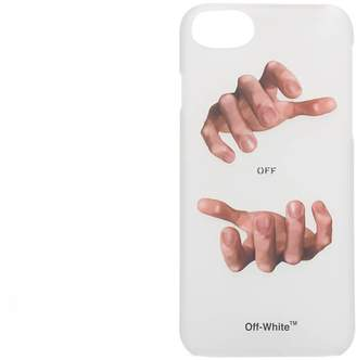 Off-White Iphone 7 Hands Case