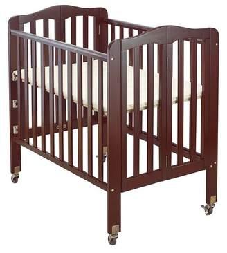 Baby Time International Big Oshi Angela Folding Portable Crib with Mattress