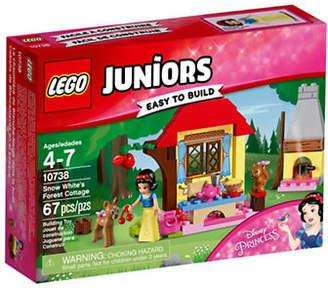 Lego Juniors Disney Snow White's Forest Cottage 10738