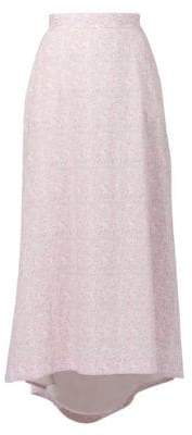 Loewe Liberty Side Button Skirt