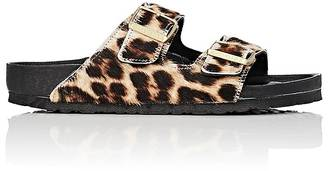 Birkenstock Women's Arizona Double-Band Sandals $225 thestylecure.com