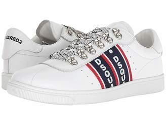 DSQUARED2 Logo Taping Tennis Sneaker