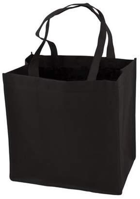 True Black Reusable Grocery Tote