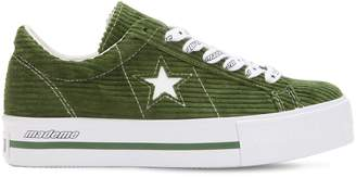 Mademe One Star Platform Sneakers