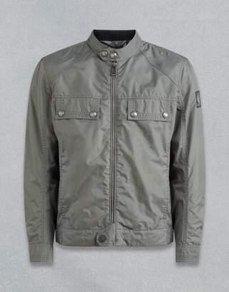 Belstaff Kavanagh Motorcycle Jacket Grey