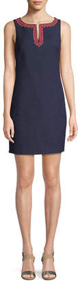 Trina Turk Seal Beach Sleeveless Mini Dress