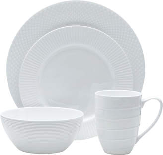 Mikasa Cheers Bone 32 Piece Dinnerware Set