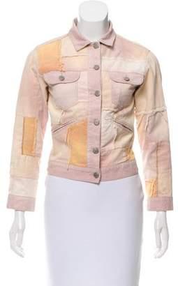 Isabel Marant Patchwork Denim Jacket