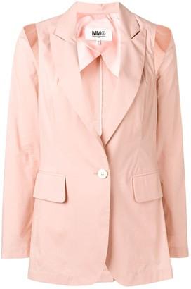 MM6 MAISON MARGIELA Jacket With Shoulder Cuts