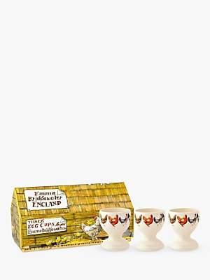 Emma Bridgewater Hen & Toast Egg Cups, Set of 3