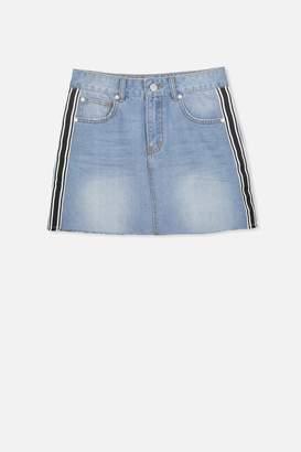Cotton On Aline Denim Skirt