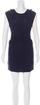 Matthew Williamson Wool & Cashmere Dress