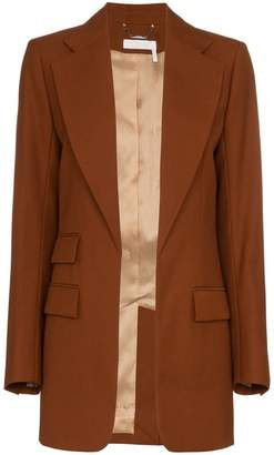 Chloé single-breasted tailored blazer