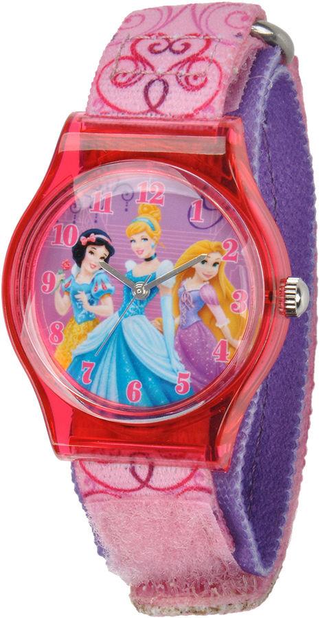 Disney Kids Princesses Fast Strap Watch