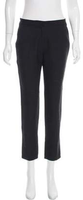 Giada Forte Mid-Rise Straight-Leg Pants w/ Tags