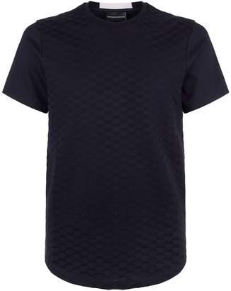 Emporio Armani All-Over Logo T-Shirt