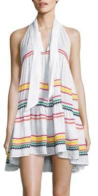 Lisa Marie Fernandez Mini Baby Doll Dress $835 thestylecure.com