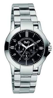 Dolce & Gabbana Watches – Texas DW0537 Mens Watch