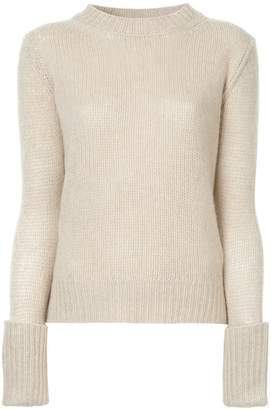 The Row crew neck sweater