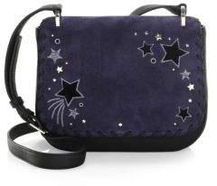Kate Spade Madison Daniels Drive Stars Tressa Leather Crossbody Bag