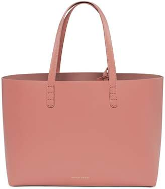Mansur Gavriel Calf Small Tote - Blush